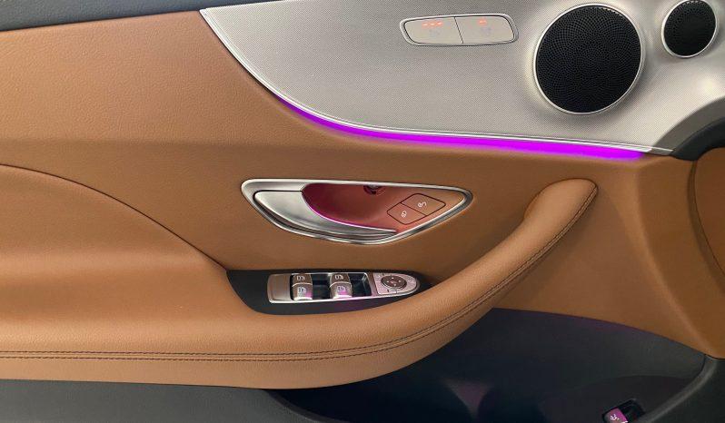 Mercedes-Benz E220d Premium 4matic auto pieno
